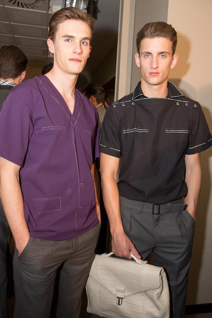 SS14 Milan Bottega Veneta106_Luka Badnjar,Robin Ahrens(fashionising.com)
