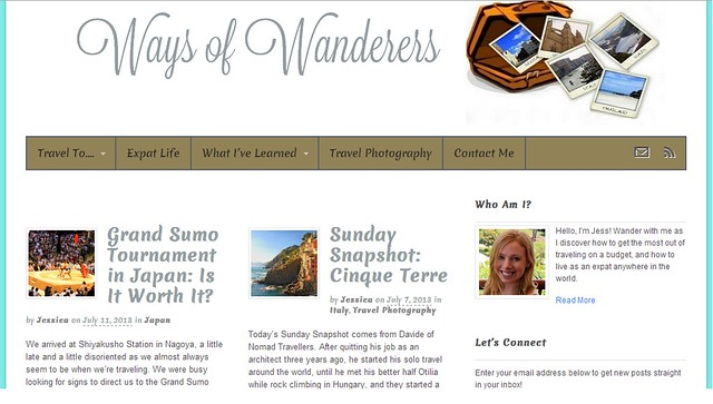 Meet the Nomads - Jessica Dawdy of Ways of Wanderers