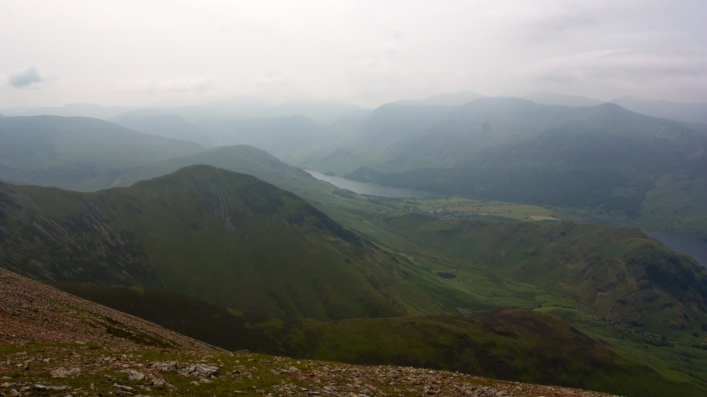 Buttermere and the Central Fells