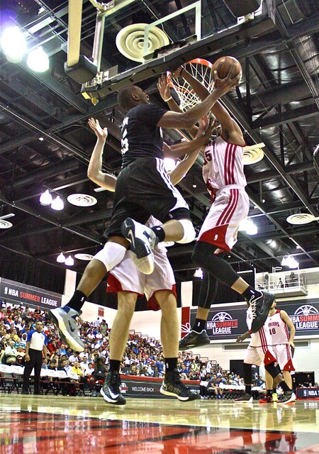 Dexter Pittman - 2013 NBA Summer League