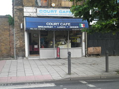 Picture of Court Cafe, SE1 6DR