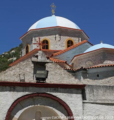 Kloster Samos Tuerme