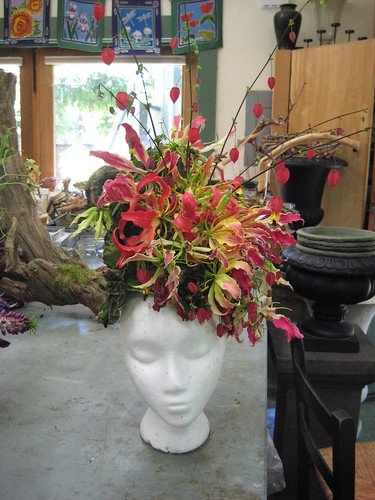 Gloriosa Head Piece