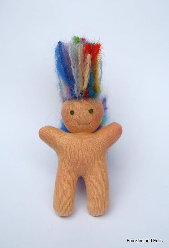 Rayne Bo  A Bitty Rainbow Loving Doll