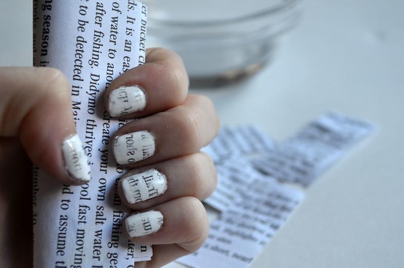 newspaper nails 6