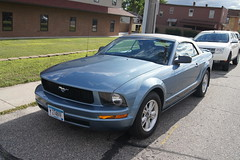 2007 Ford Mustang GT Convertible