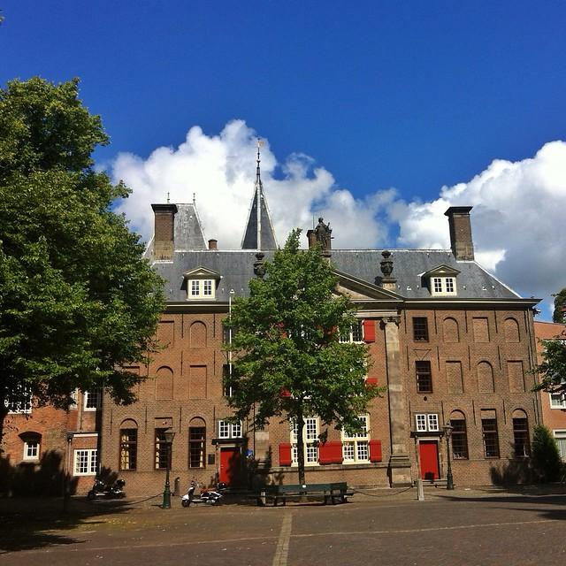 Buildings Leiden University