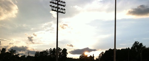 sunset lights football uploaded:by=flickrmobile flickriosapp:filter=nofilter