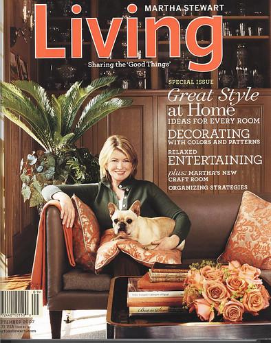 Martha Stewart Living (Sept 2007) by busboy4