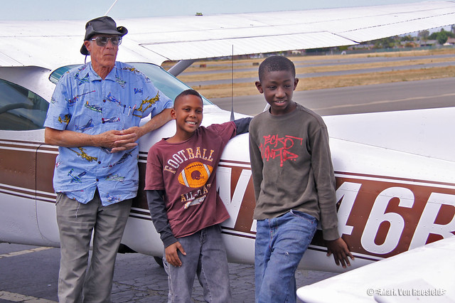 EAA Chapter 62 Young Eagle Program