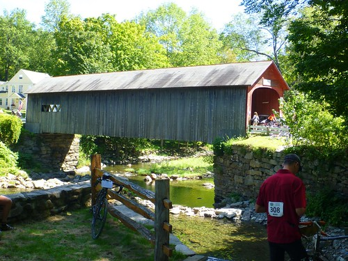 D2R2: Green River Covered Bridge