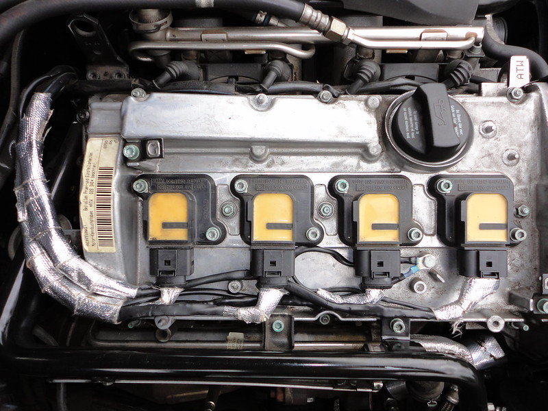 Audi A4 B5 and B6 1.8t Misfires fixed - AudiWorld Forums  Audi A T Quattro Engine Wiring Harness on