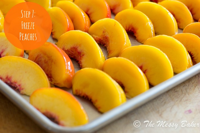 How To Freeze Peaches  www.themessybakerblog.com-8382