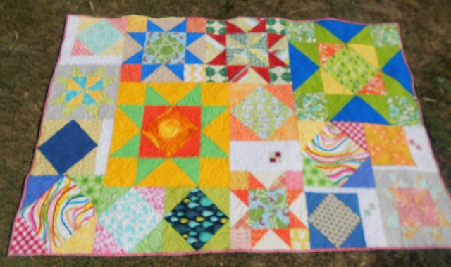 Haven-do. Good Stitches March Quilt