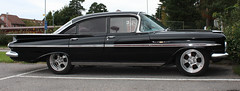 1959 Chevrolet Bel-Air sedan