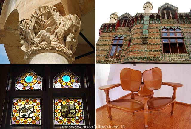 Comillas. El Capricho (Gaudí)