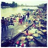 Floating Market, South Borneo