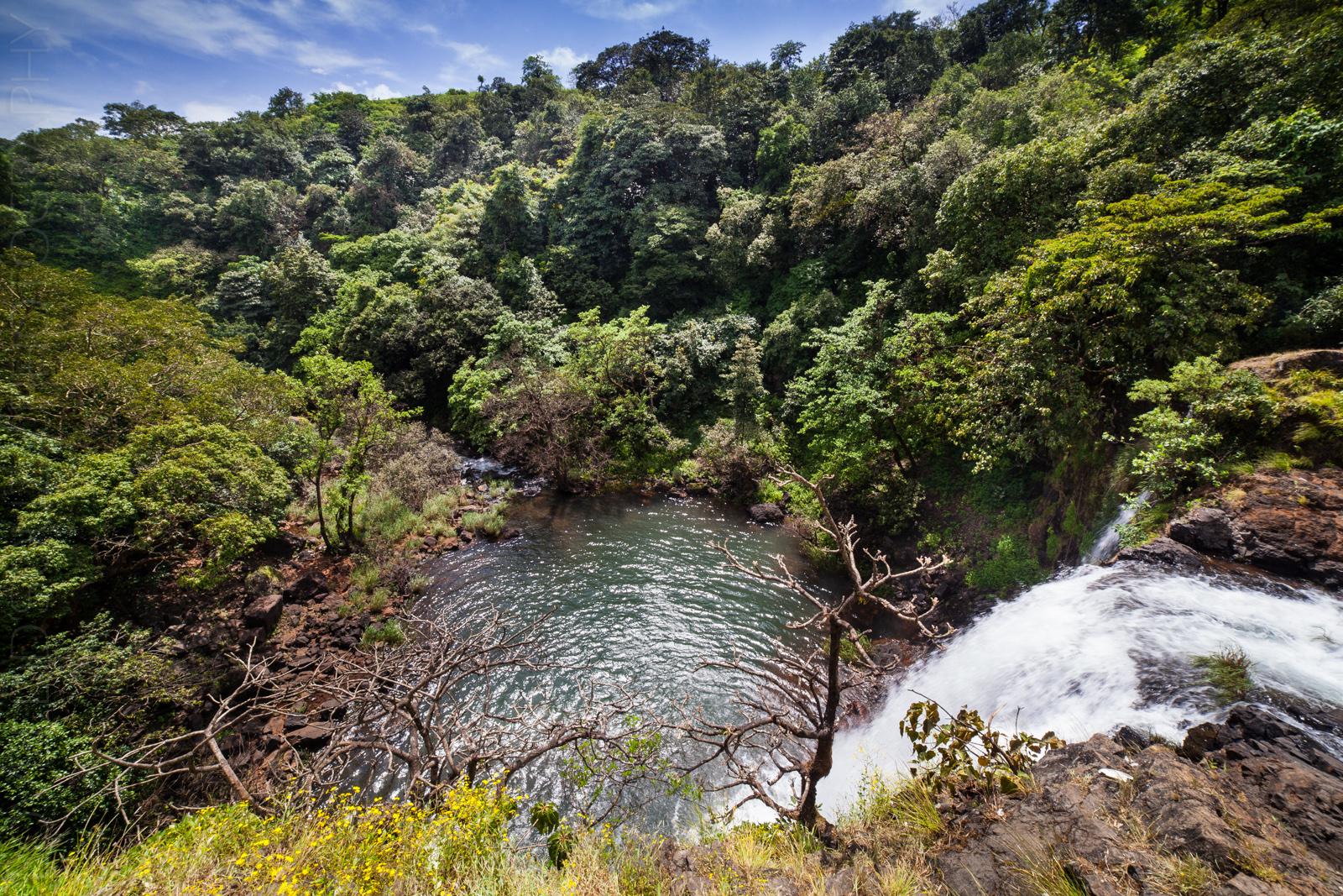 Thoseghar Waterfalls, Maharashtra