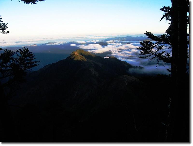 庫哈諾辛山(From3500高地下)