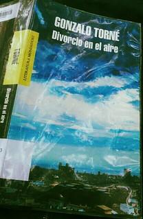 Gonzalo Torné Divorcio en el aire Mondadori 2013