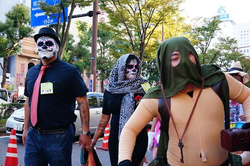 Kawasaki Halloween Parade 2013 26