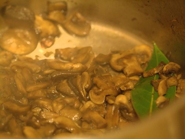 Zuppa di Funghi Dukan