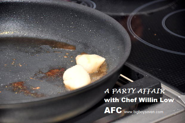 A PARTY AFFAIR with Chef Willin Low AFC 6