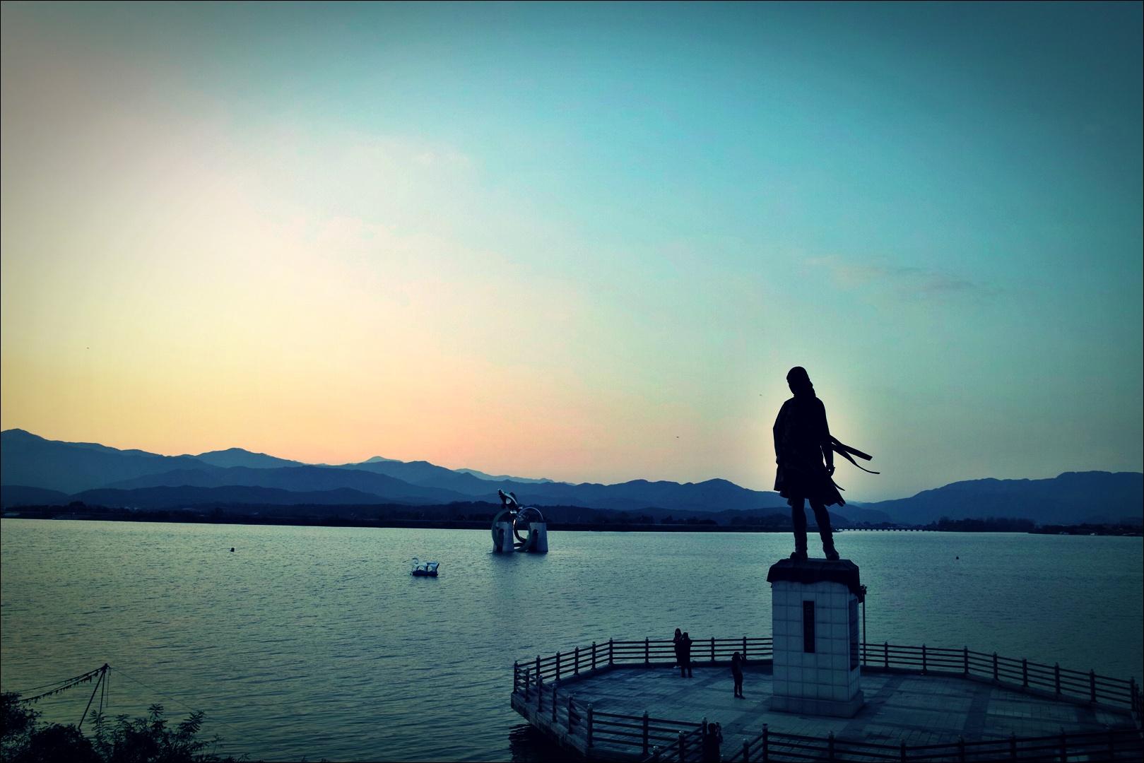 소양강 처녀-'북한강 자전거 종주'