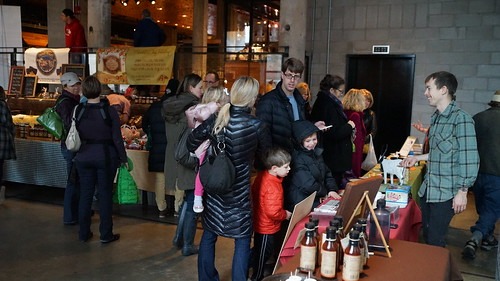 November 9, 2013 Mill City Farmers Market Indoor