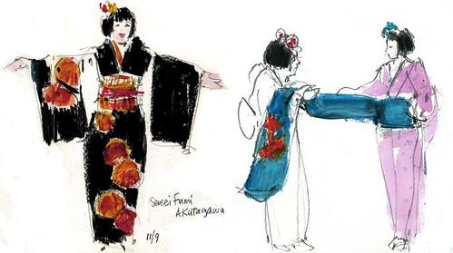Kimono Wrapping