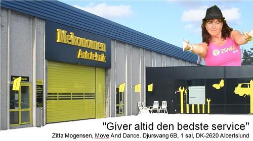 Zitta Mogensen: anbefaling af Mekonomen Autoteknik - ES Motor
