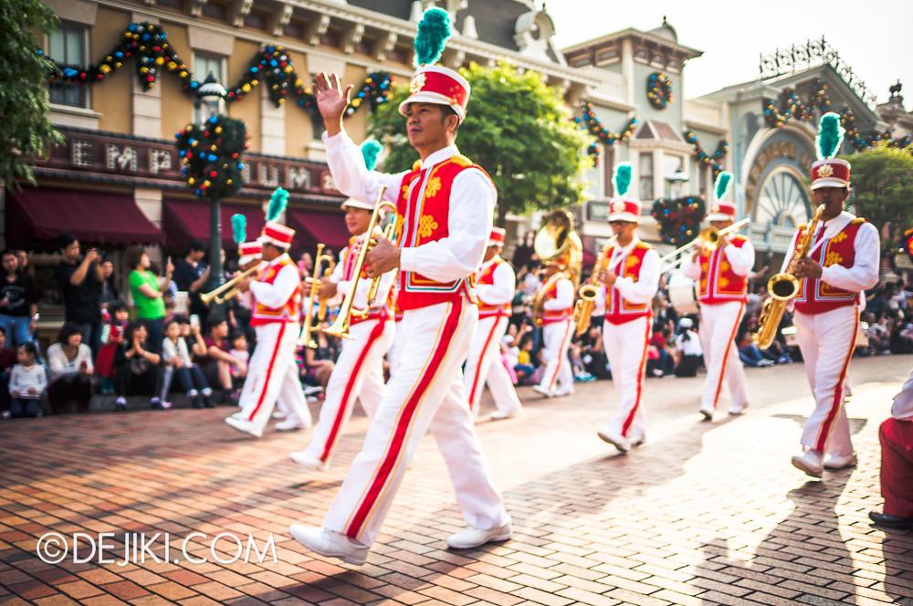 Flights of Fantasy - Main Street Band