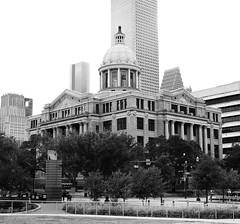 1910 Harris County Courthouse, Houston, Texas 1311161505BW
