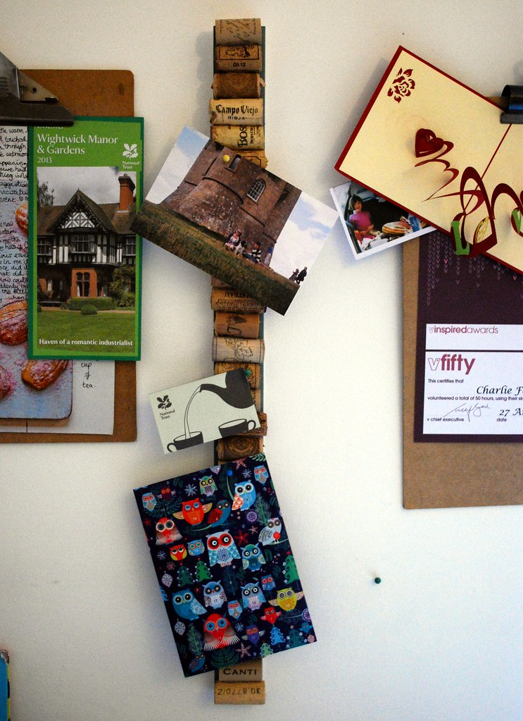 Mini Corkboard Project