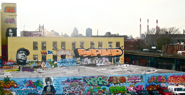 5 Pointz Spud  NYC