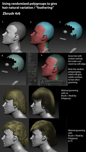 zbrush_hair by greyother