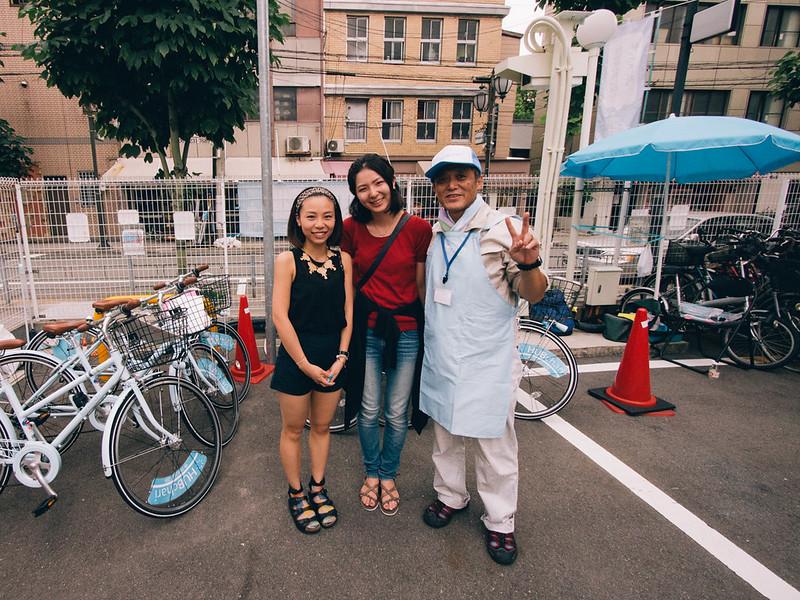 大阪漫遊 【單車地圖】<br>大阪旅遊單車遊記 大阪旅遊單車遊記 11003231595 af35982cac c