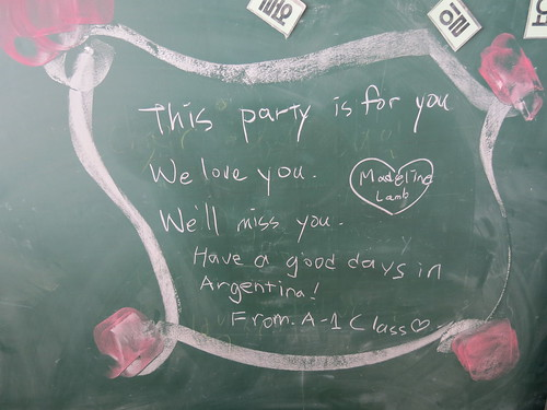 6th grade party