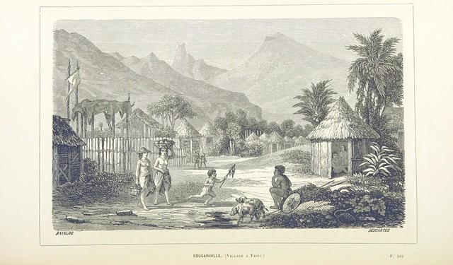 Image taken from page 346 of 'Histoire des voyages anciens et modernes dans les cinq parties du monde, etc'