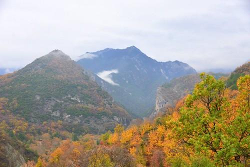 november mountain scenery greece macedonia tuesday loutraki posar loutra 2013 aridaias nov2013 26nov2013