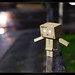 Danbo on the Edge again by Mikedie1