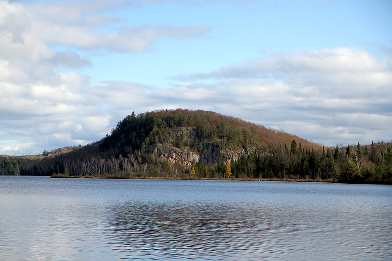 blueberry island from boat launch