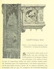 """British Library digitised image from page 217 of """"Huelva ... Fotograbados y heliografías de Joarizti y Mariezcurrena, dibujos y cromos de Isidro Gil"""""""