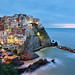 Manarola Blues by Worlds In Focus