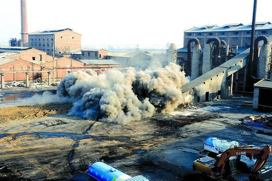蔡伦造纸厂关了