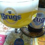 ベルギービール大好き!!ブルッグスBrugs