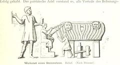 """British Library digitised image from page 251 of """"Kulturgeschichte ... Vierte Auflage. Neu bearbeitet von M. von Brandt [and others], etc"""""""