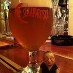 ベルギービール大好き!! スラープミュッヘ・ドライホップドラガー Slaapmutske DryHoppedLagar @ビスカフェ