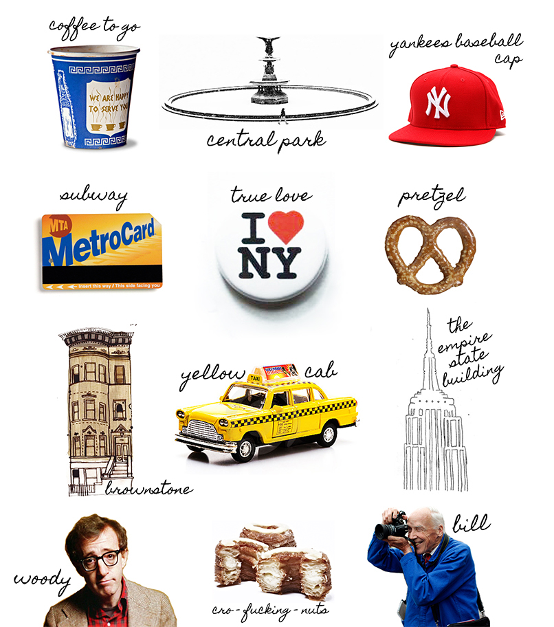 12 things new york