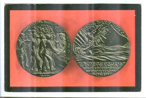 Lusitania Medals 001